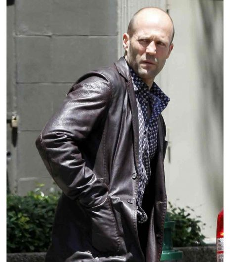 Deckard Shaw Fast and Furious 7 Jacket