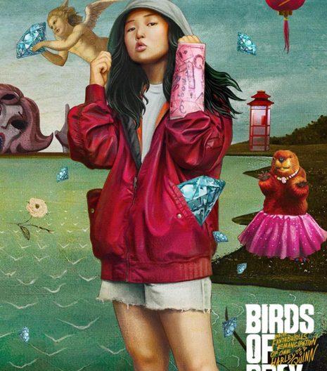 Birds Of Prey Cassandra Cain Bomber Jacket