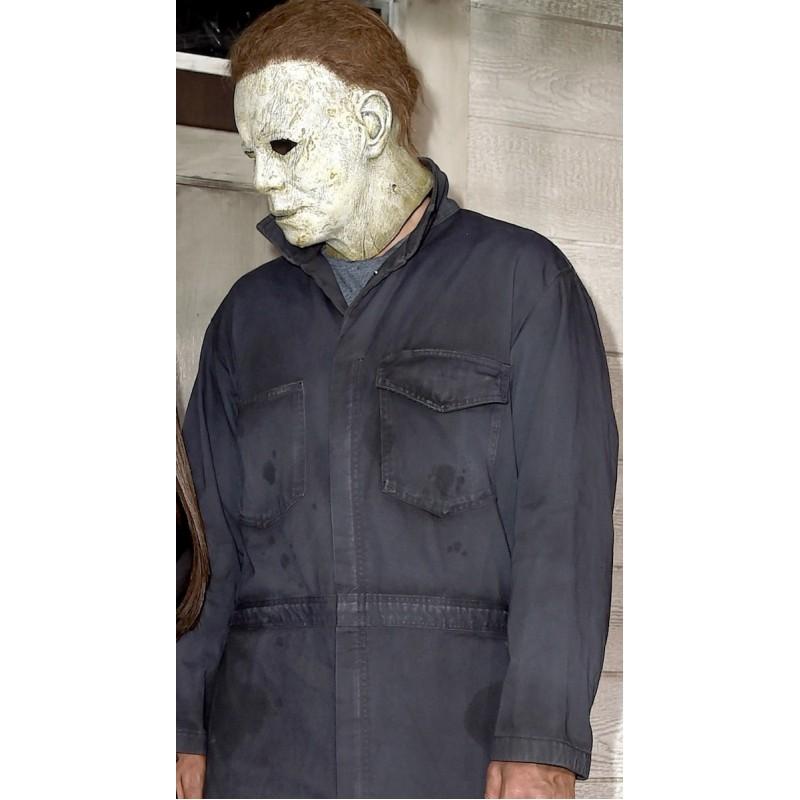 Halloween Kills James Jude Courtney Leather Jacket