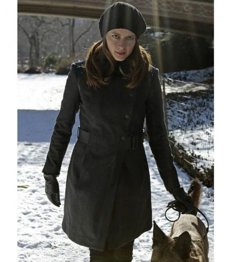 Amy Acker Person Of Interest Root Coat