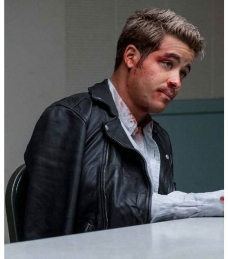 13 reasons why s04 tony padilla moto leather jacket