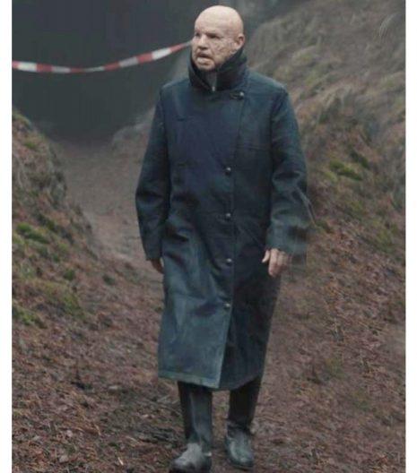 Dark S03 Adam Leather Coat
