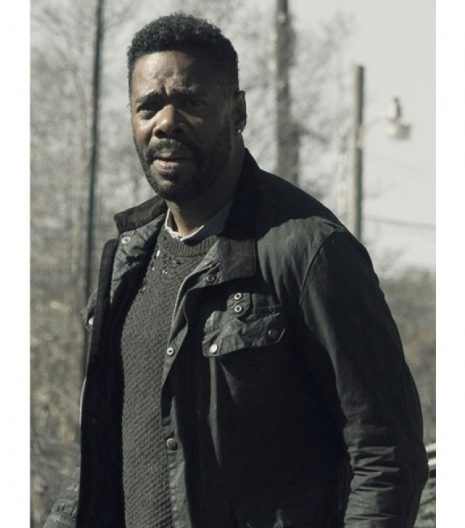 Colman Domingo Fear The Walking Dead Cotton Jacket