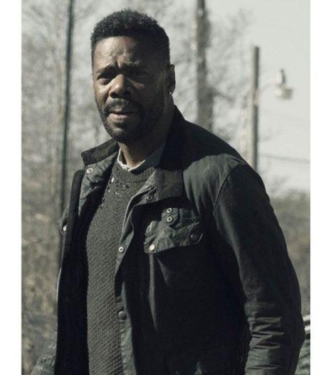 Colman Domingo Fear The Walking Dead Cotton Jacket
