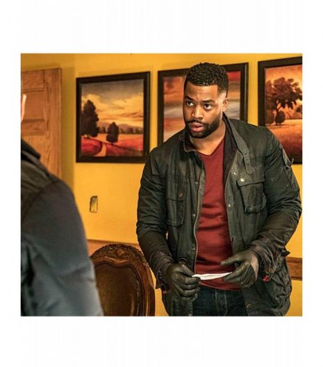 Chicago P.D Season 5 Kevin Atwater Leather Jacket