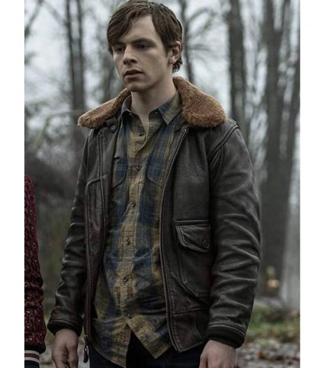 Ross Lynch Chilling Adventures Of Sabrina Jacket