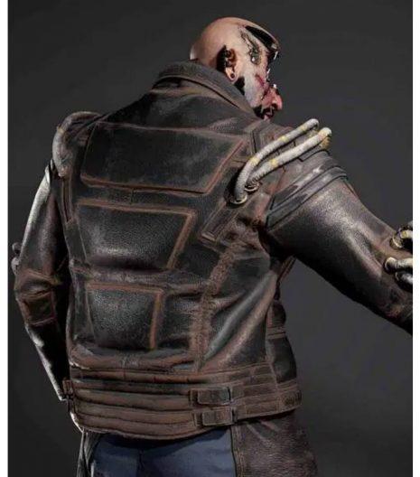 Cyberpunk 2077 Royce Leather Jacket