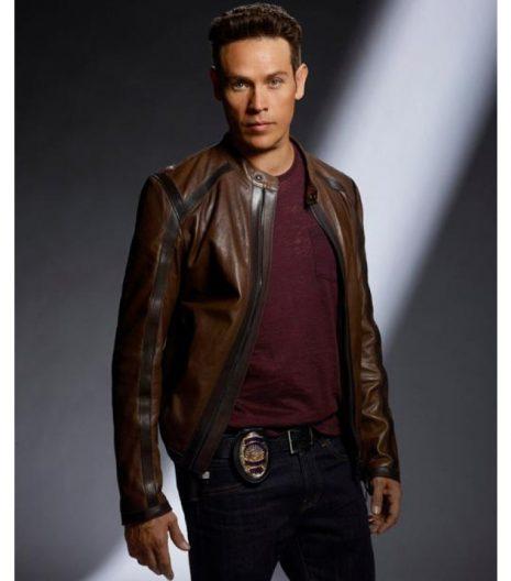 Dan Espinoza Lucifer Leather Jacket