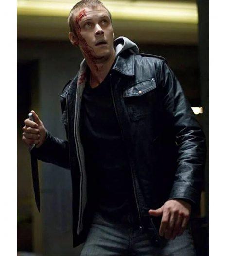 Michael Dorman Daybreakers Leather Jacket