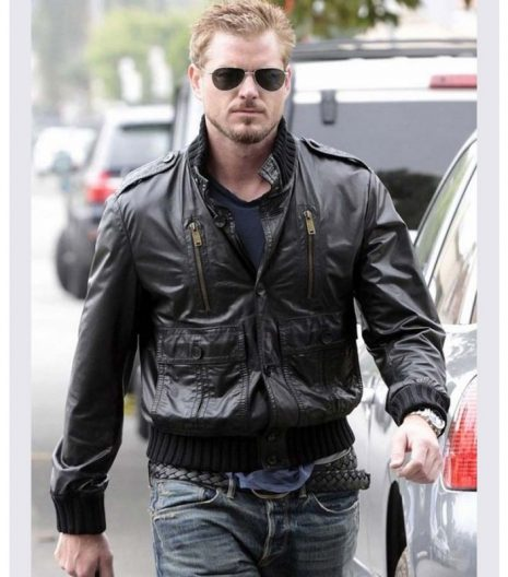 Dr Mark Sloan Greys Anatomy Leather Jacket