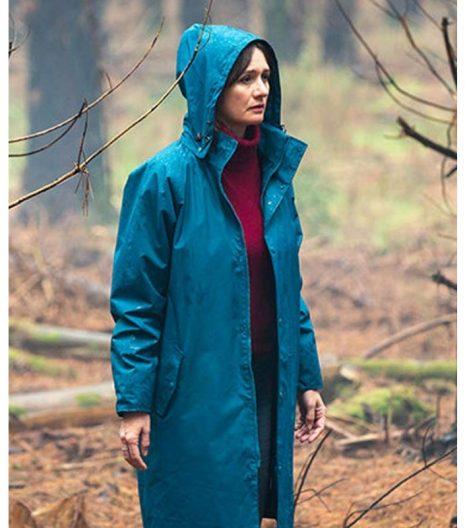 Emily Mortimer Relic Coat