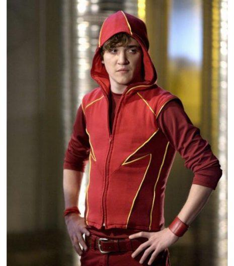 Smallville Impulse Hooded Vest