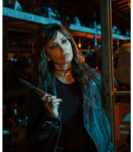 Gladys Jones Riverdale Leather Jacket