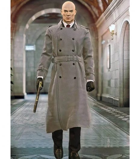 Hitman 2 Silent Assassin Agent 47 Coat