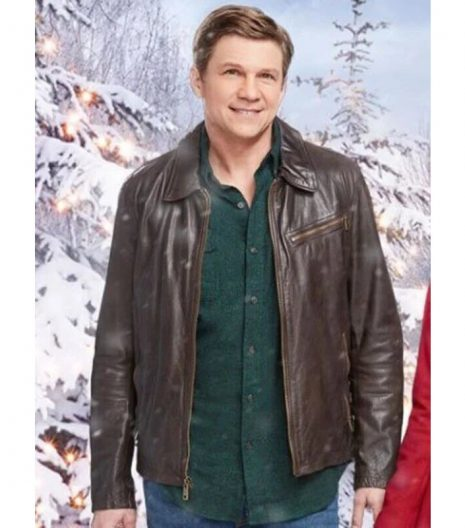 Marc Blucas Holiday For Heroes Jacket