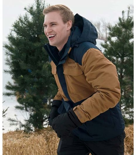 Nate Perry Amazing Winter Romance Jacket