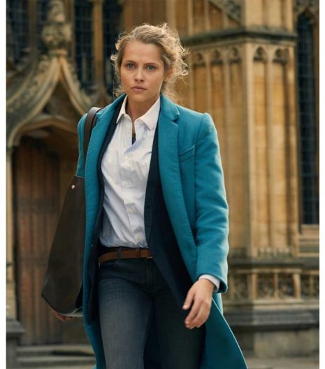 A Discovery of Witches Diana Bishop Blue Coat