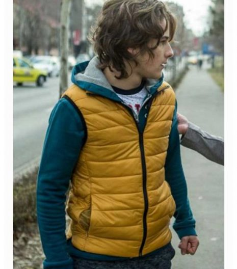 Umbre Season 3 Dan Hurduc Yellow Vest
