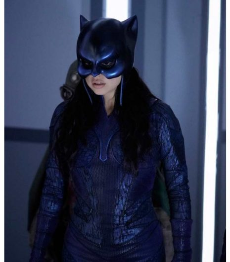 Stargirl Wildcat Leather Jacket